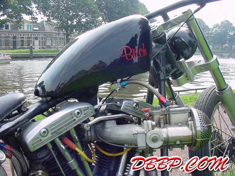 Weber DCOE for Harley Davidson